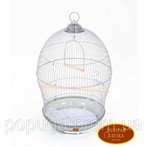 """Клетка для птиц 370, """"эмаль""""."""