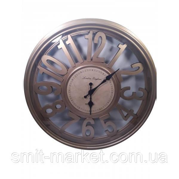 Часы настенные (d-43 см h-5,5 см)