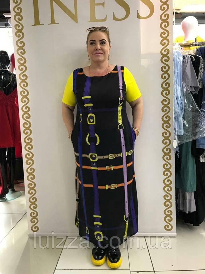 Платье  Lisasil  Турция  50-56 рр