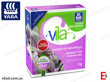 Добриво Yara Vila для магнолії, 1 кг