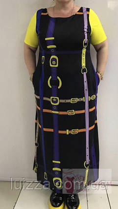 Платье  Lisasil  Турция  50-56 рр, фото 2