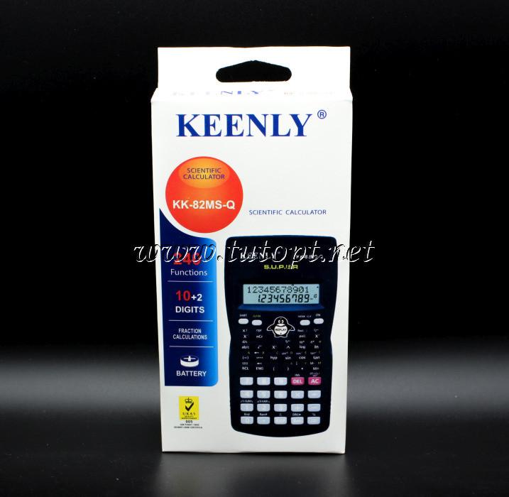 Программируемый инженерный калькулятор KENKO КК-82MS