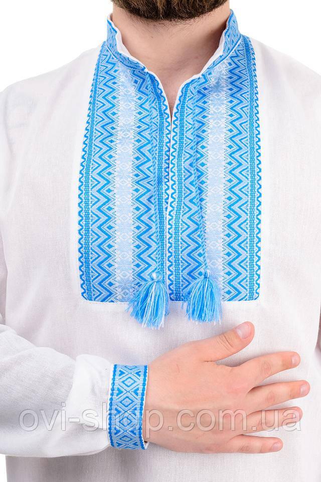 вышиванка мужская длинный рукав