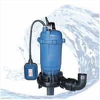 Насос погружной дренажно-фекальный Vitals aqua KCG 913o