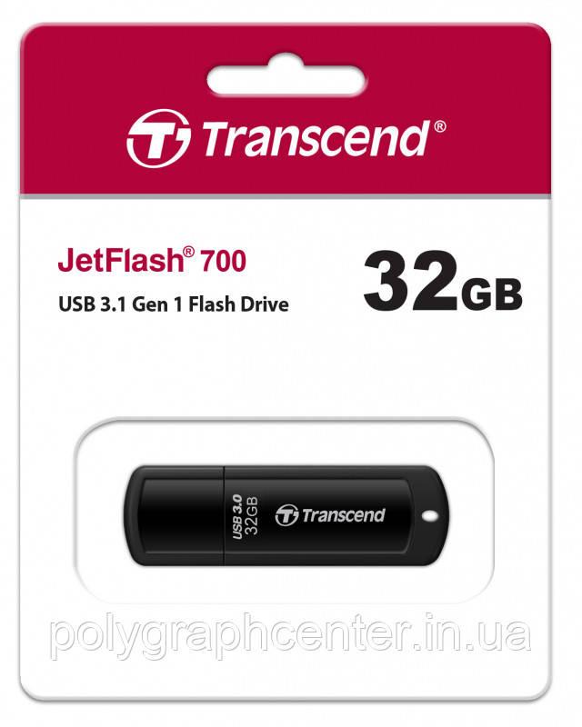 Флешка Transcend 700 32 gb USB 3.1