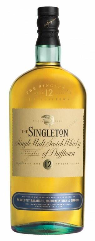 Виски Singleton of Dufftown 12 Years Old (Синглтон Даффтаун 12 лет) 40%, 0.7 литр