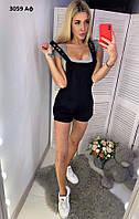 Комбинезон женский джинсовый 3059 Аф Код:949317872