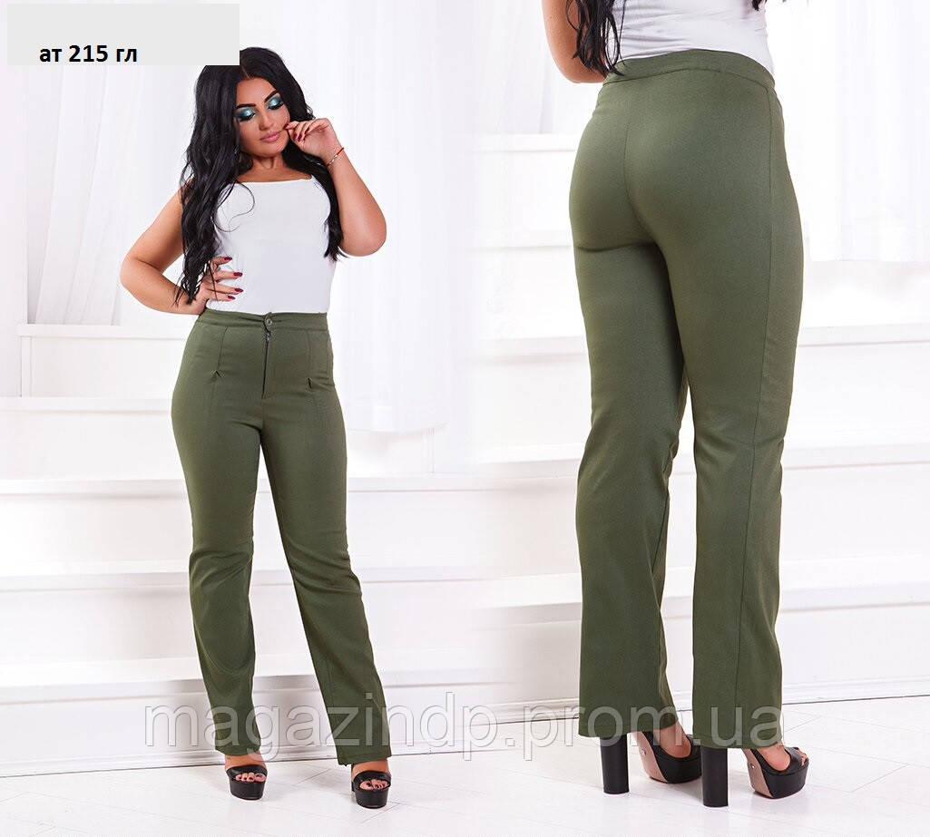 Женские брюки батал ат 215 гл Код:948495897
