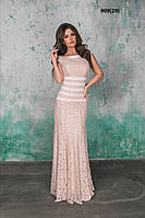 Вечернее женское платье 909(29) Код:958448585