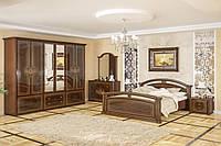 Спальня Алабама, продается комплектом и по модулям