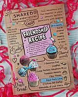 Блокнот Friendship 5089