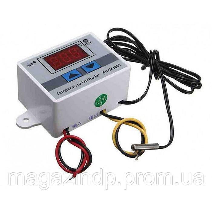 Терморегулятор цифровой Xh-W3001, 220В, 1500w Код:940378994