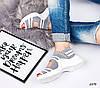 Босоножки женскиесерыеобувной текстиль :)В НАЛИЧИИ ТОЛЬКО 36р, фото 2