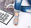 Босоножки женскиесерыеобувной текстиль :)В НАЛИЧИИ ТОЛЬКО 36р, фото 4