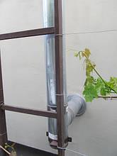 Дымоход для твердотопливного котла – выход через стену. Как установить дымоход – схема, фото, отзывы 5