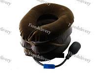 Надувная подушка для шеи, ортопедический воротник