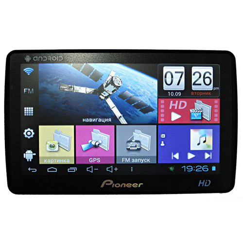 GPS Pioneer PI 9991 Android