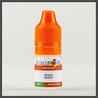 Ароматизатор FlavourArt - Peach white (Белый персик) 5мл, фото 1