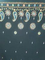 Ткань - Бенгалин - Купон