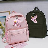 Молодежный рюкзак Розовая Пантера, фото 1