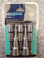 Насадки (головки) для кровельных саморезов 7-65 WhirlPower