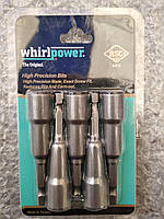 Насадки (головки) для кровельных саморезов 10-65 WhirlPower, фото 1