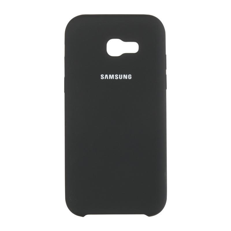 Original Soft Case Samsung A305 (A30) Black (18)