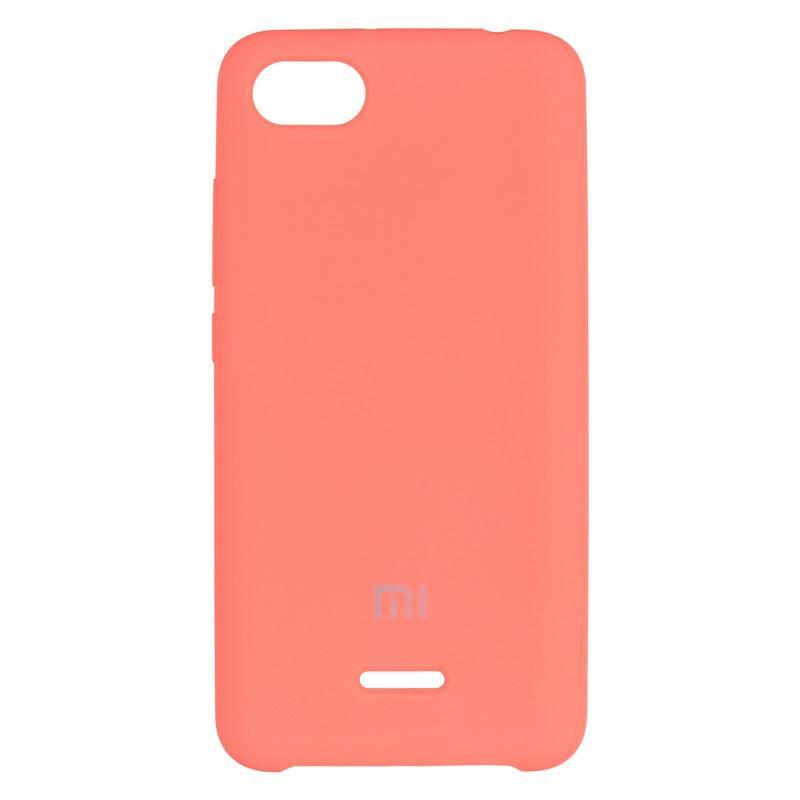 Original Soft Case Xiaomi Redmi Note 7 Orange (38)