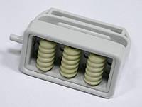 Трехроликовая вакуумная магнитная насадка к аппарату МВТ-01 (АБС-пластик)