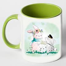 """Чашка """"Письмо зайцу"""", фото 2"""