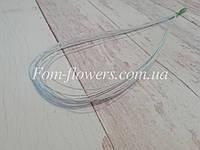 Проволока в бумажной обмотке белая, 0,5 мм, фото 1