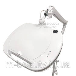 Настольная Лампа-лупа с регулировкой яркости с 6030 Led 5D для наращивания ресниц, маникюра, для косметолога