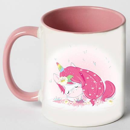 """Чашка """"Единорог на лугу"""", фото 2"""