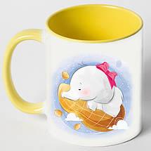 """Чашка """"Слон на арахисе"""", фото 3"""