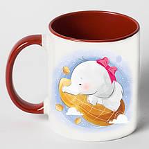 """Чашка """"Слон на арахисе"""", фото 2"""