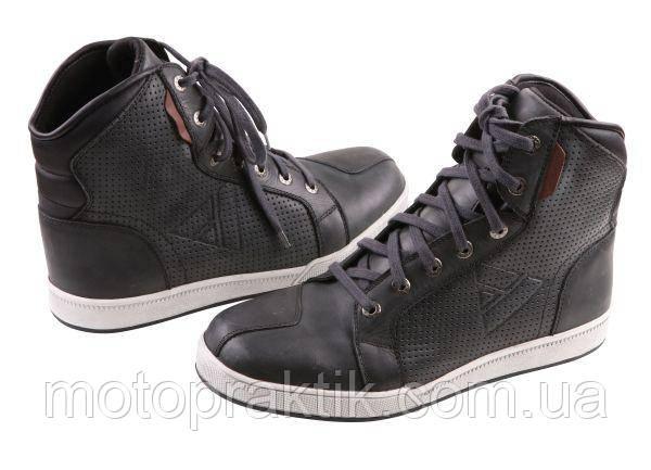 Modeka Midtown Sneaker Grey, EU37 Мотоботинки городские с защитой