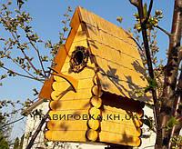 Скворечник синичник - домик для птиц