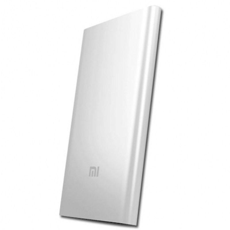 Портативний зарядний Power Bank Xiaomi Mi 24000 mAh Сріблястий