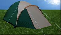 """Палатка туристическая Presto """"Acco 4"""". H2О - 3,9 кг (Клеевые швы, тамбур)"""