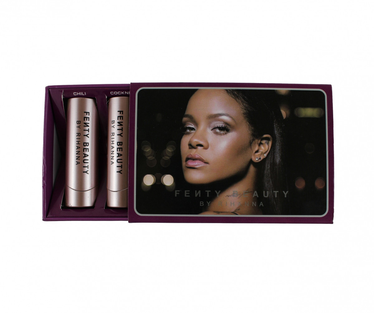 Помада Fenty Beauty BY Rihanna 4 штук