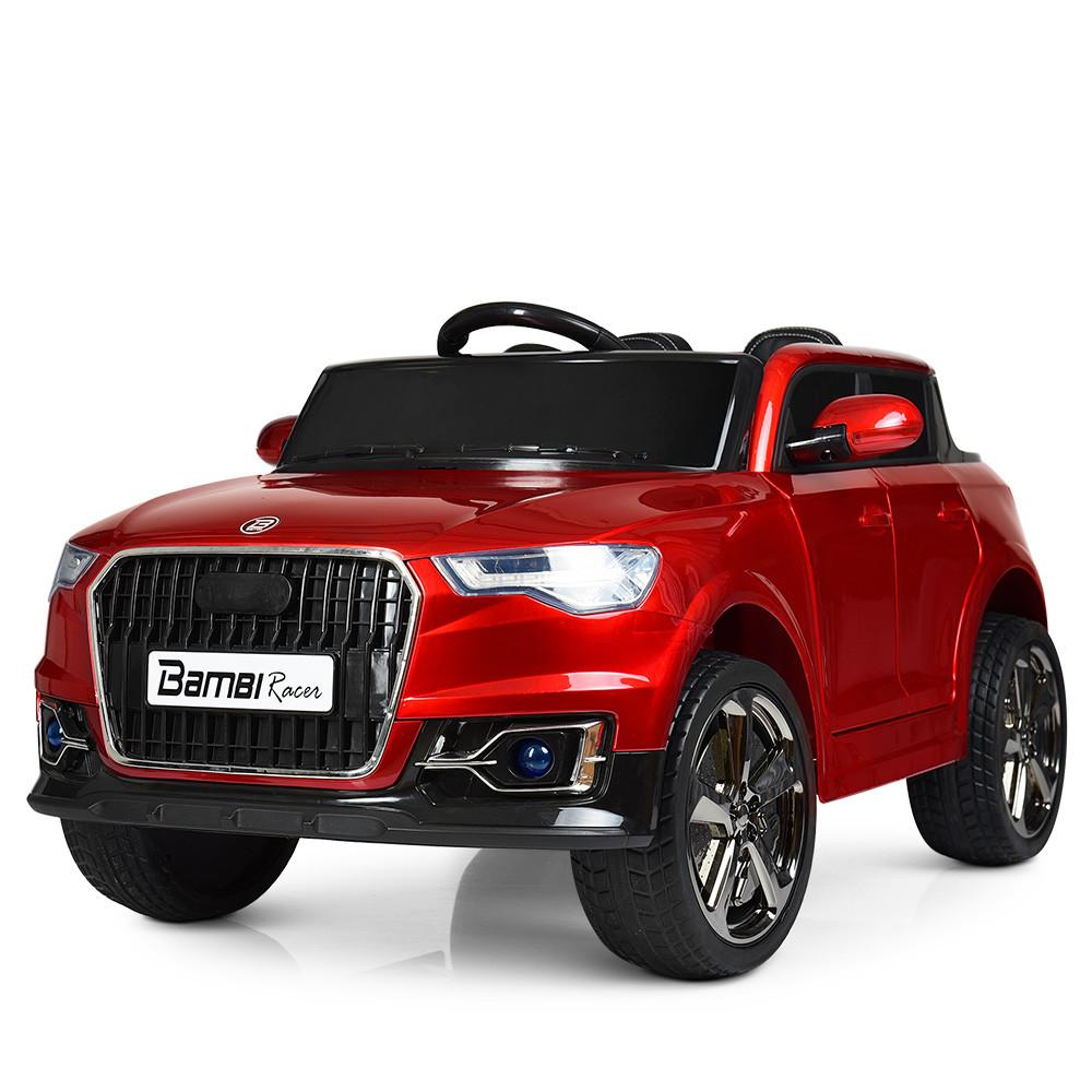 Детский электромобиль M 3998EBLRS-3 Audi Автопокраска Red Гарантия качества