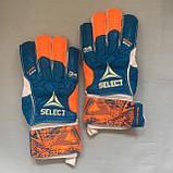 Вратарские перчатки SELECT 34 Allround (с защитой пальцев), фото 3