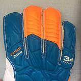 Вратарские перчатки SELECT 34 Allround (с защитой пальцев), фото 5