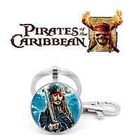 Брелок Пираты Карибского моря/Pirates of the Caribbean с Капитаном