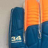 Вратарские перчатки SELECT 34 Allround (с защитой пальцев), фото 8