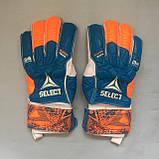 Вратарские перчатки SELECT 34 Allround (с защитой пальцев), фото 9
