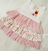 Летний сарафан для  девочки  Baby Rose размер 80 (на 1- 2 года) Турция