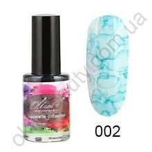 Акварельные капли (флюиды) для дизайна ногтей №2