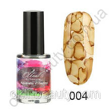 Акварельные капли (флюиды) для дизайна ногтей №4