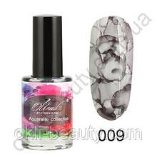 Акварельные капли (флюиды) для дизайна ногтей №9